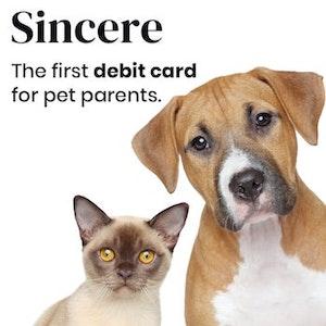Sincere Rewards Debit Card