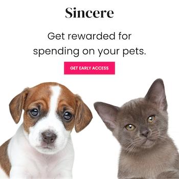 Sincere Pet Debit Card